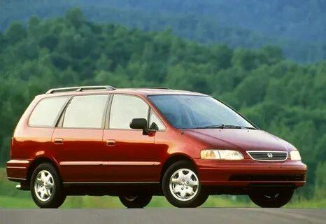 Honda Odyssey - описание модели