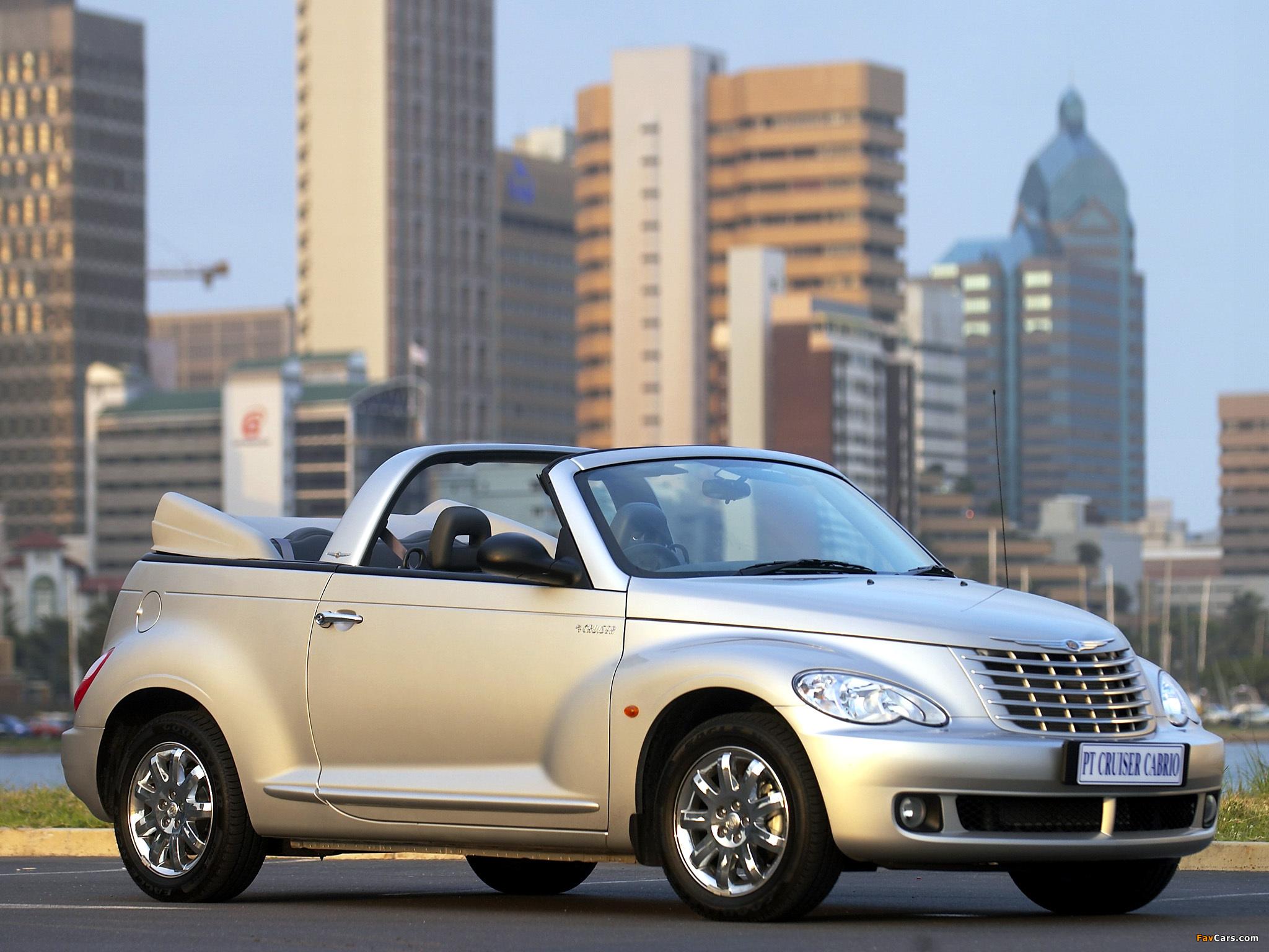 Chrysler PT Cruiser - описание модели