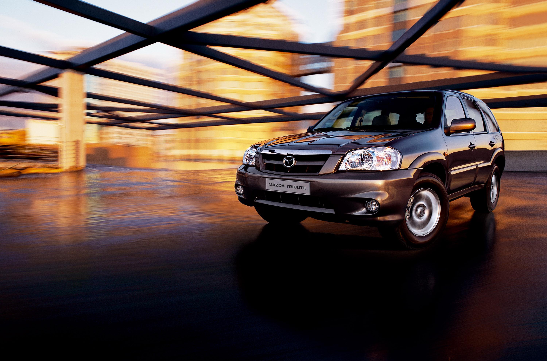 Mazda Tribute – описание модели