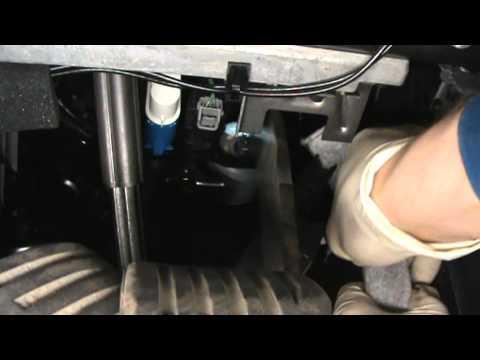 Замена салонного фильтра на Ford Focus 2