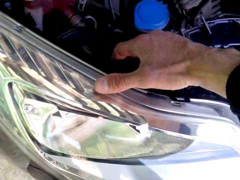 Можно ли разобрать фару Ford Focus 3?