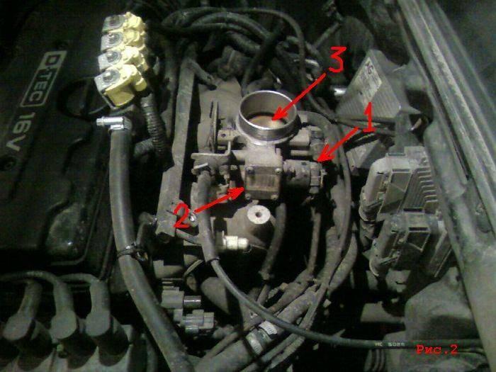 Плавают обороты двигателя в Chevrolet Cruze