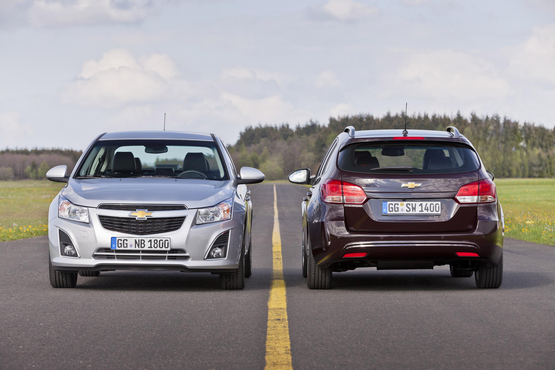 Адреса и телефоны представительства GM в России - Chevrolet Cruze