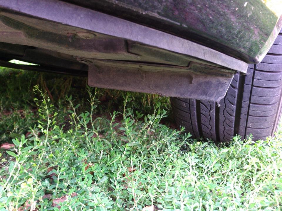 Клиренс в разных типах кузова - Chevrolet Cruze