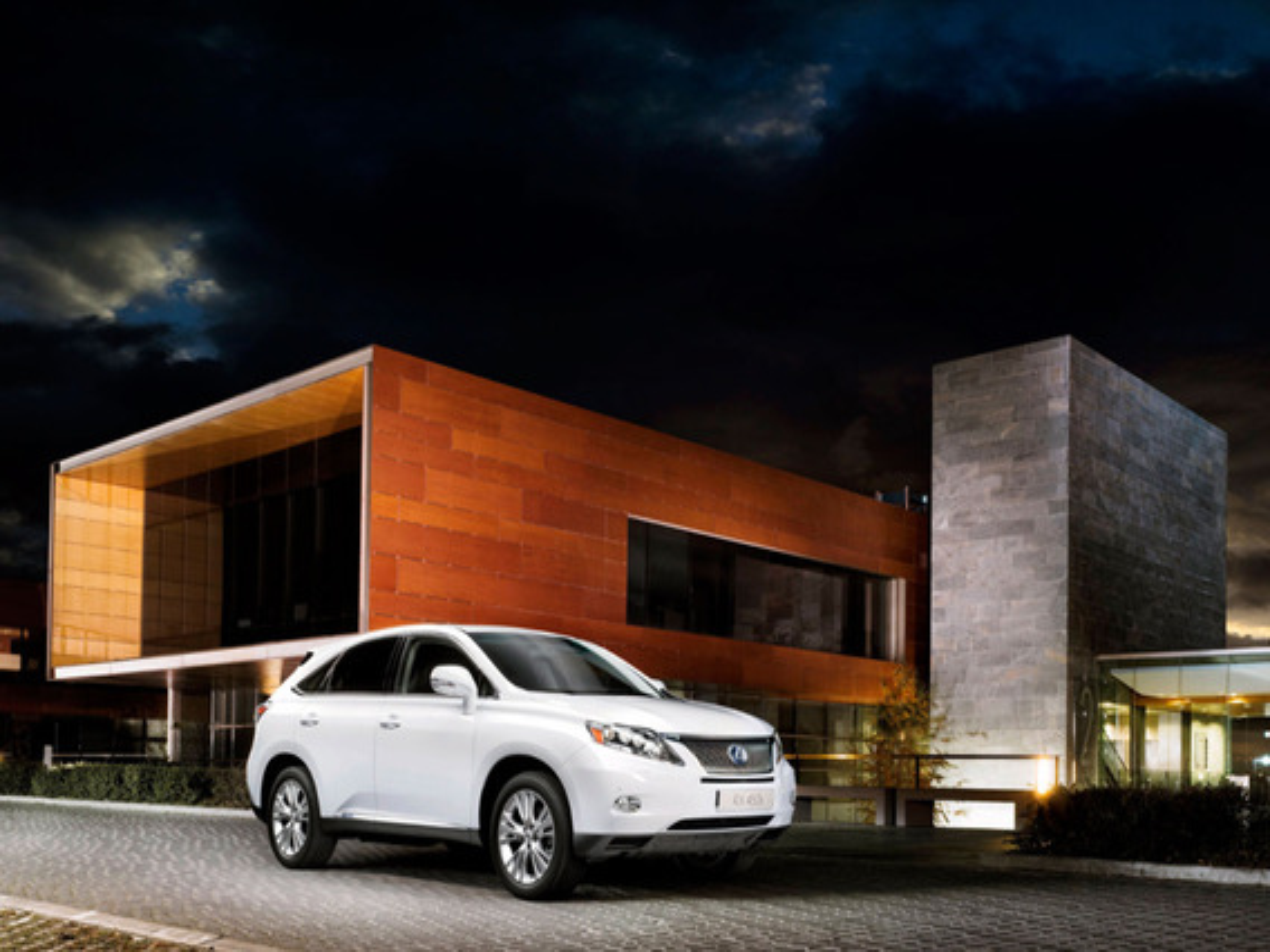 Lexus RX III – описание модели
