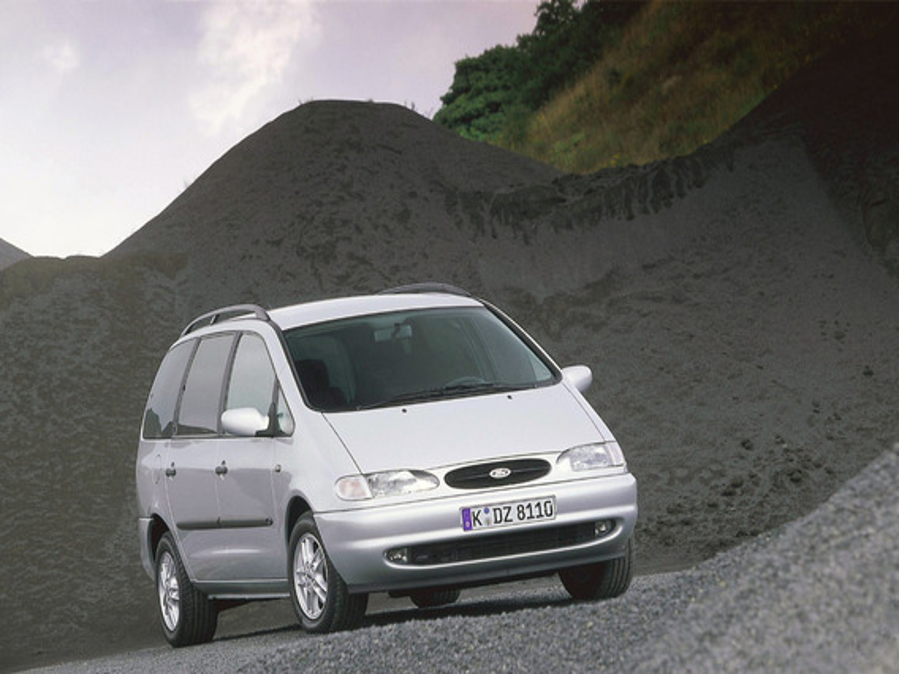 Ford Galaxy I-II – описание модели