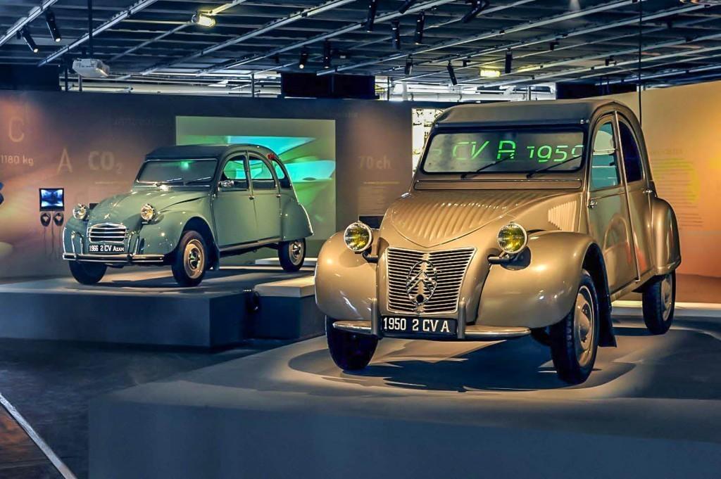 История европейского автопрома 40-х годов
