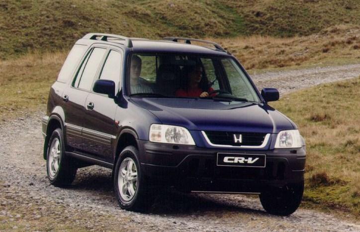 Honda CR-V - описание модели