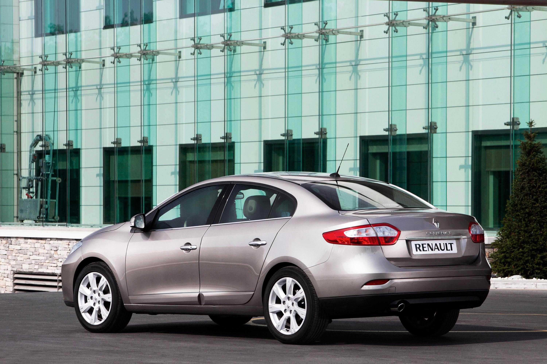 Renault Fluence – описание модели