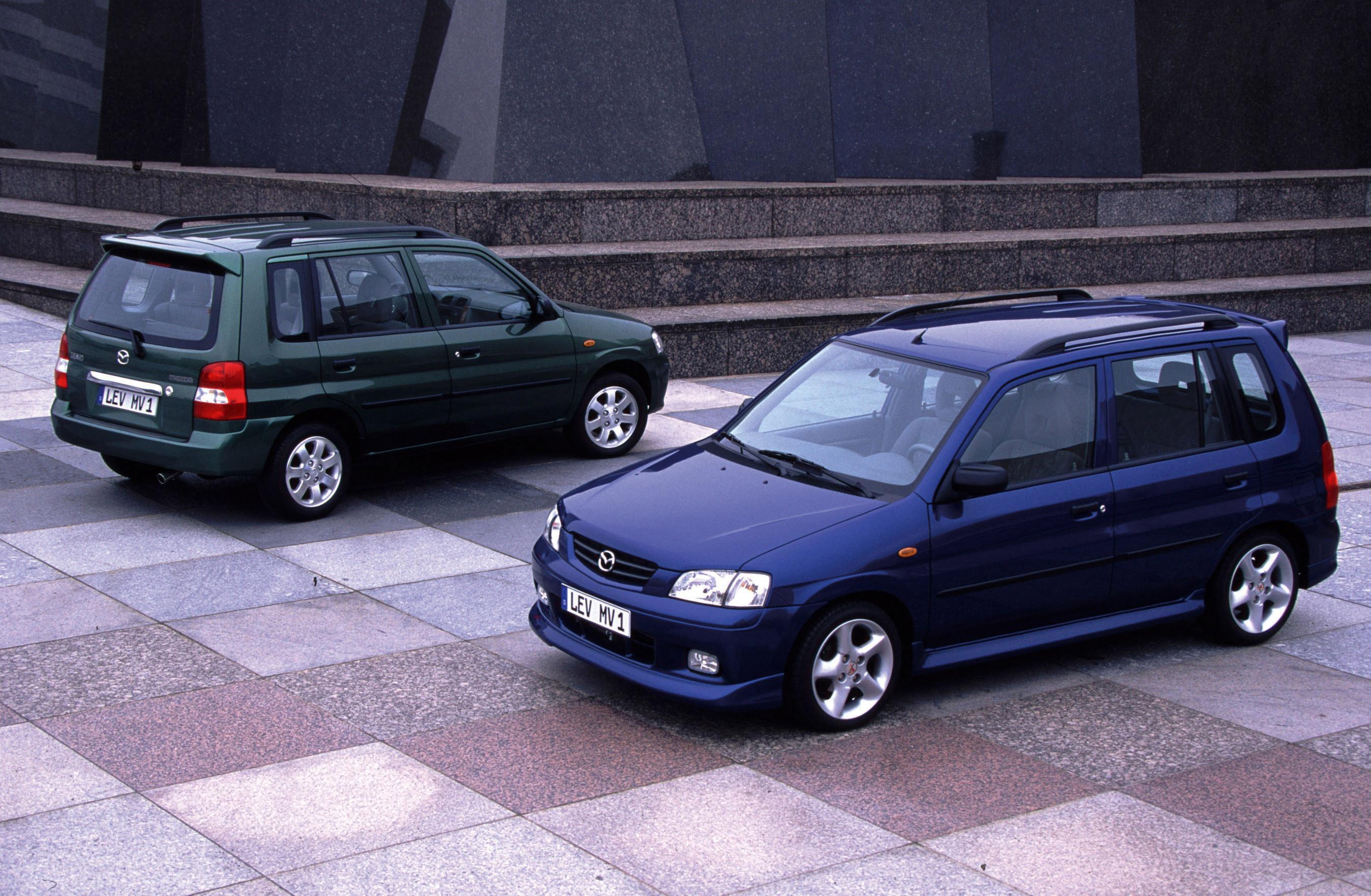 Mazda Demio - описание модели
