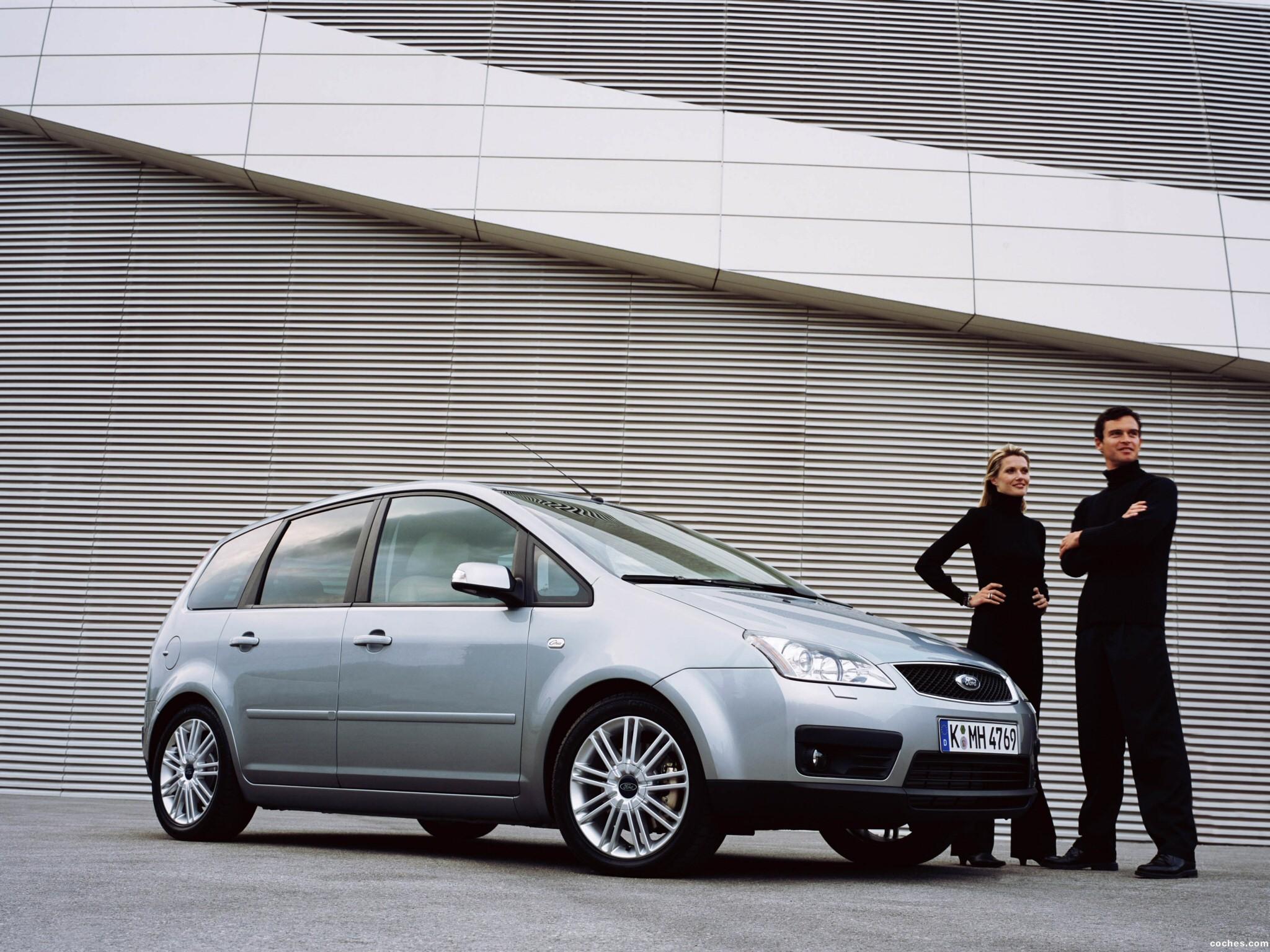 Ford C-Max – описание модели