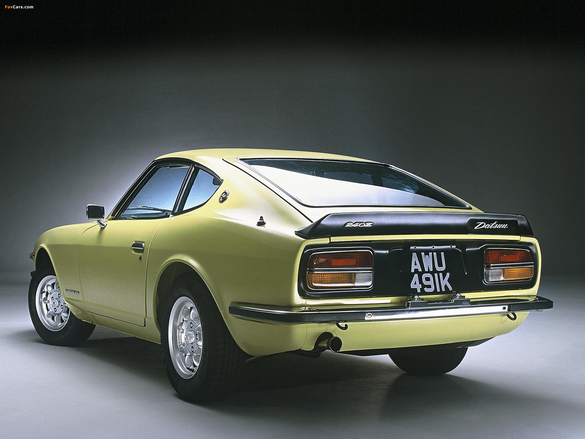 Nissan Fairlady Z — описание модели
