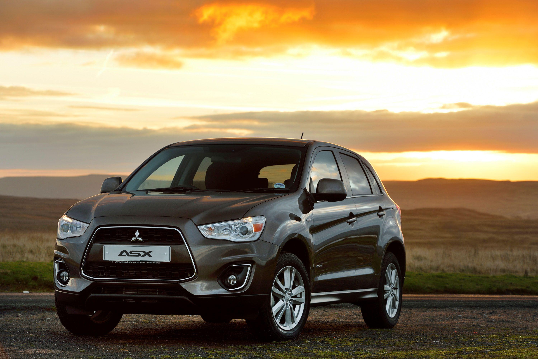 Отличия обновленной версии Mitsubishi ASX