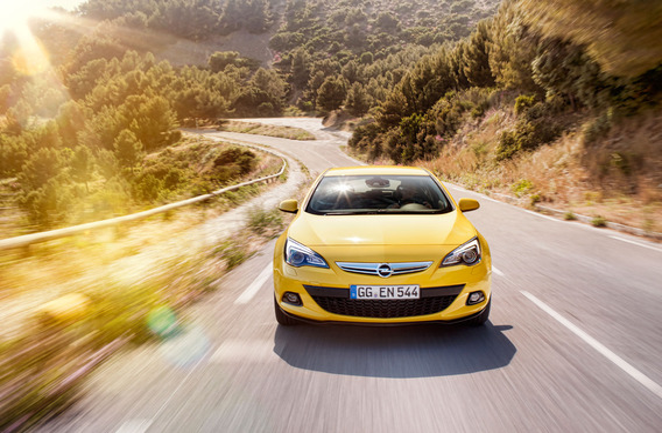 Расшифровка VIN Opel Astra J