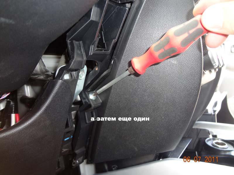 Устранение дребезжащего звука от стекол Mitsubishi ASX