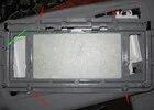 Устранение скрипа козырька приборного щитка Opel Astra J