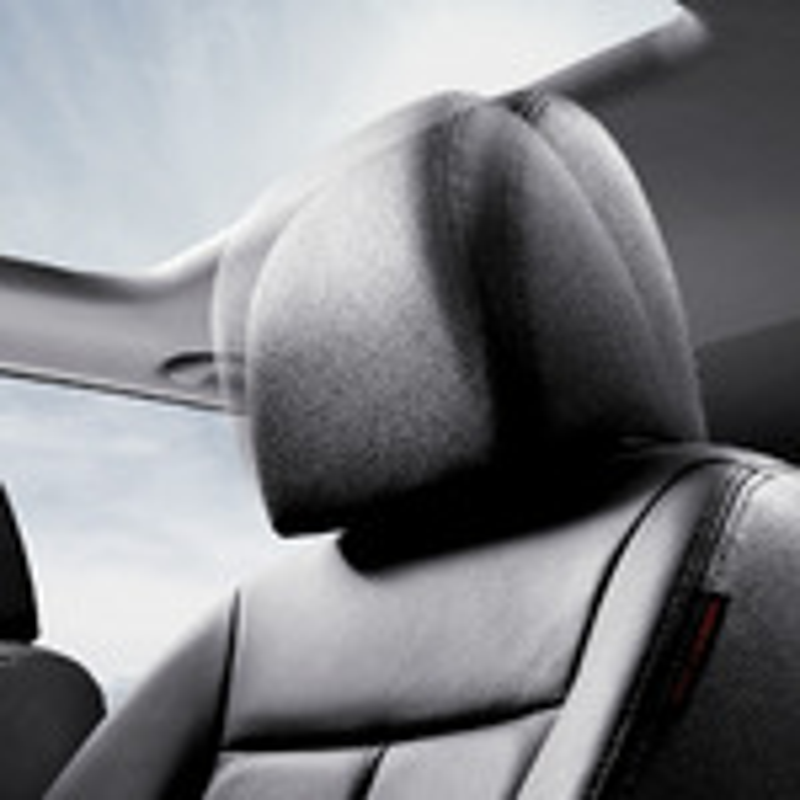 Снятие подголовника Opel Astra J фото