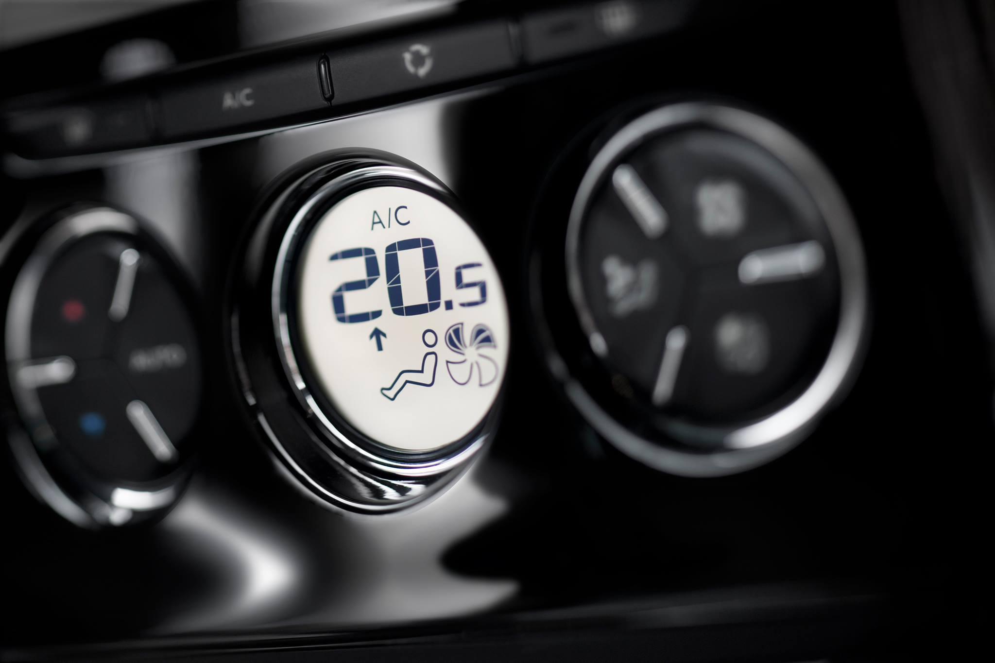 Возможные неполадки кондиционера и климат-контроля Ford Focus 3