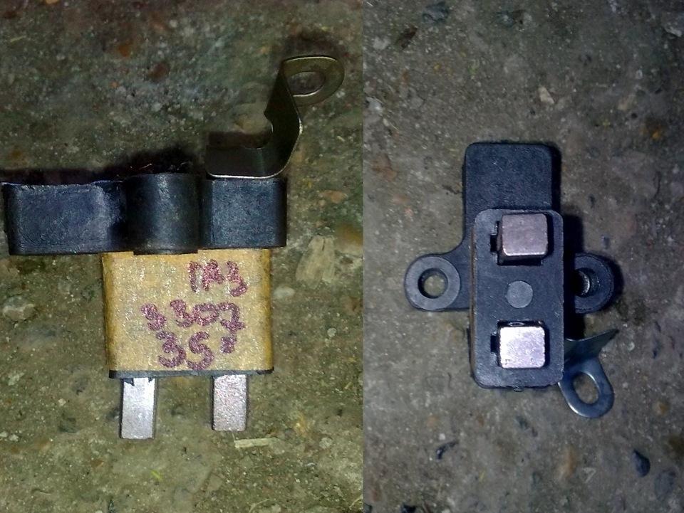 Замена щеток роботизированной коробки передач Easytronic на Opel Astra H