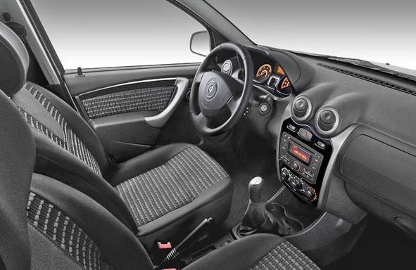 Специфические места появления скрипов в салоне Renault Sandero