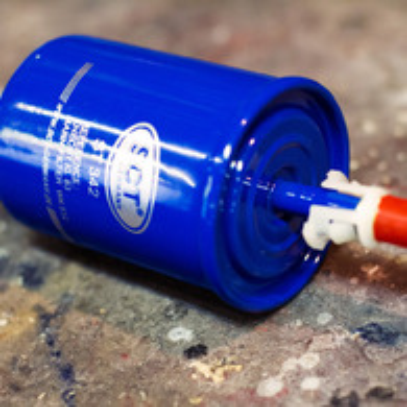 opel omega b топливный фильтр менять