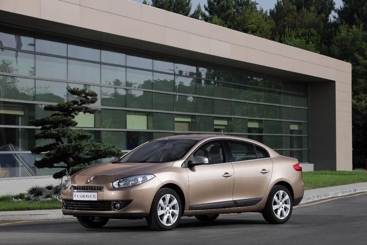 Как бороться с грязью на порогах Renault Fluence