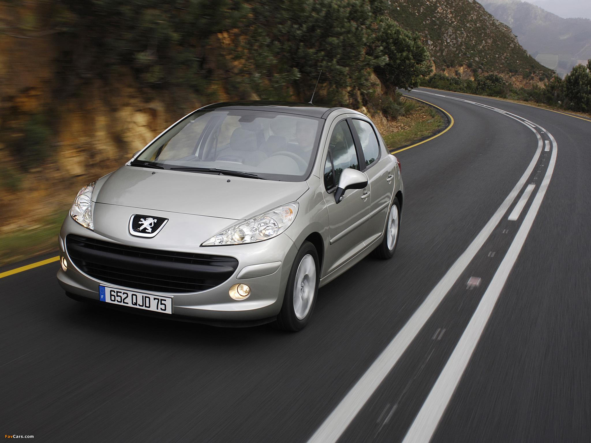 Peugeot 207 — описание модели