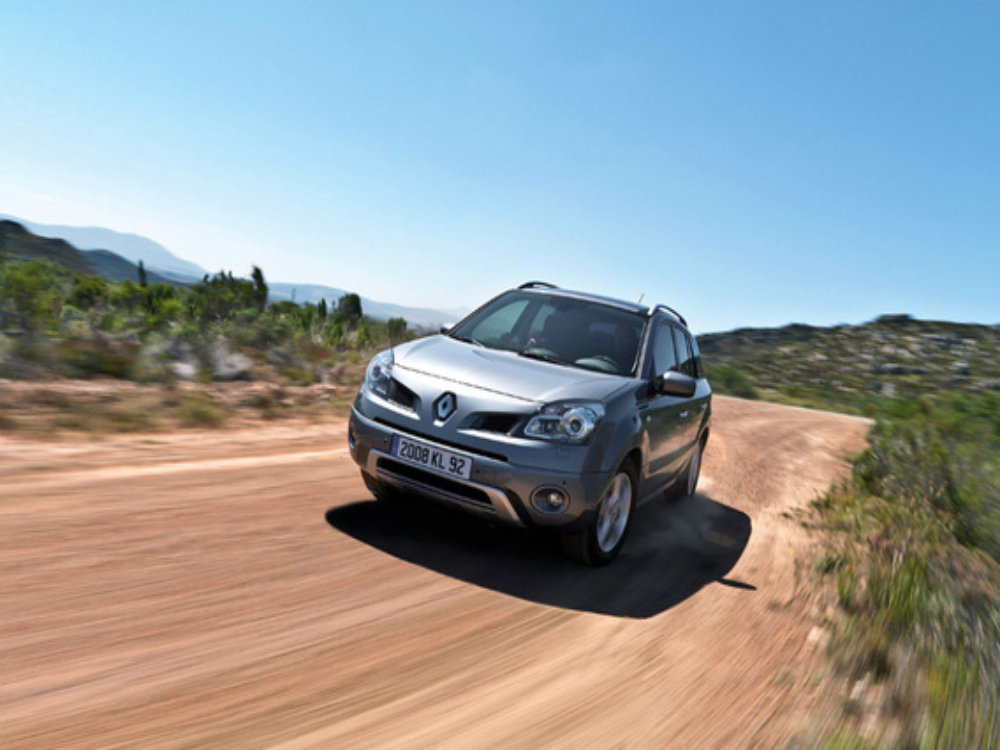 Renault Koleos - описание модели