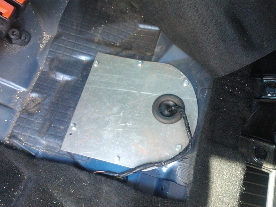 Возможные проблемы с бензонасосом Ford Focus 2