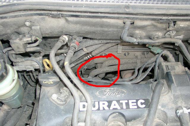 Плохой запах в салоне при работе или после выключения кондиционера Ford Focus 3