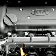 Щелчки под капотом после выключения двигателя KIA Rio III фото