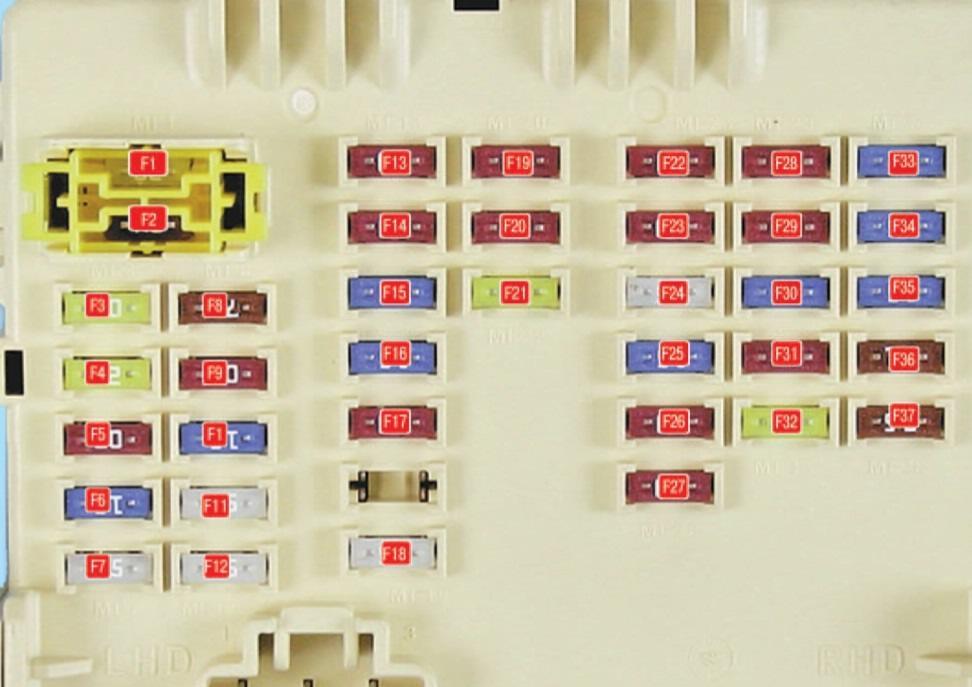Не работает подогрев сидений Kia Sportage III