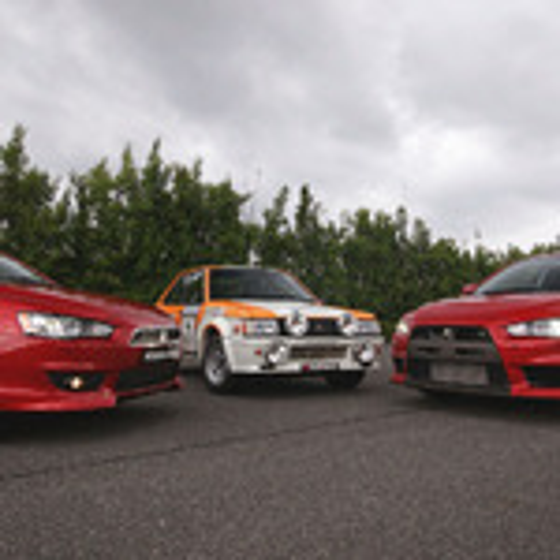 Цвета Mitsubishi Lancer X фото