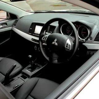 Чистка системы вентиляции Mitsubishi Lancer X фото