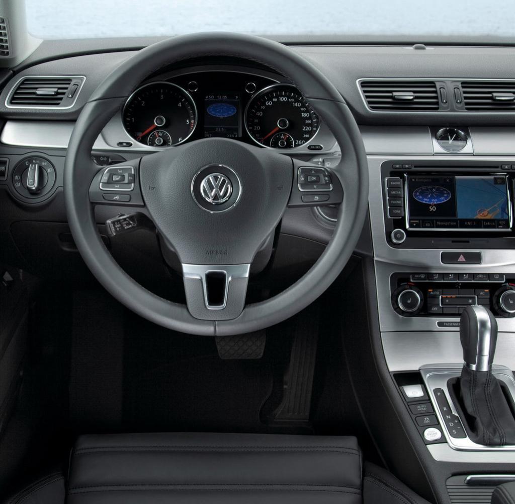 Особенности семиступенчатой коробки передач DSG VW Passat B7 фото