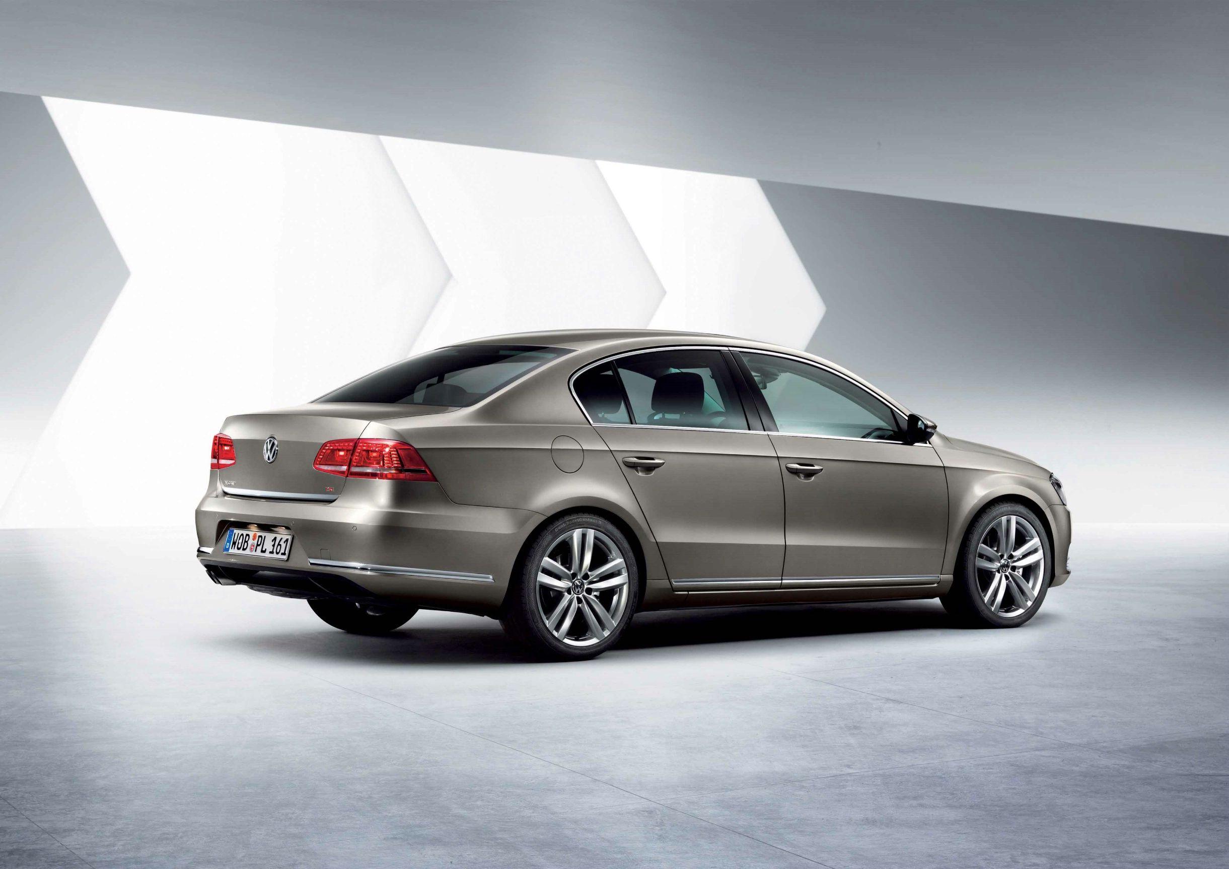 Посторонние звуки и вибрация в районе бензобака VW Passat B7