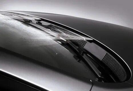 Особенности работы очистителей лобового стекла VW Passat B7