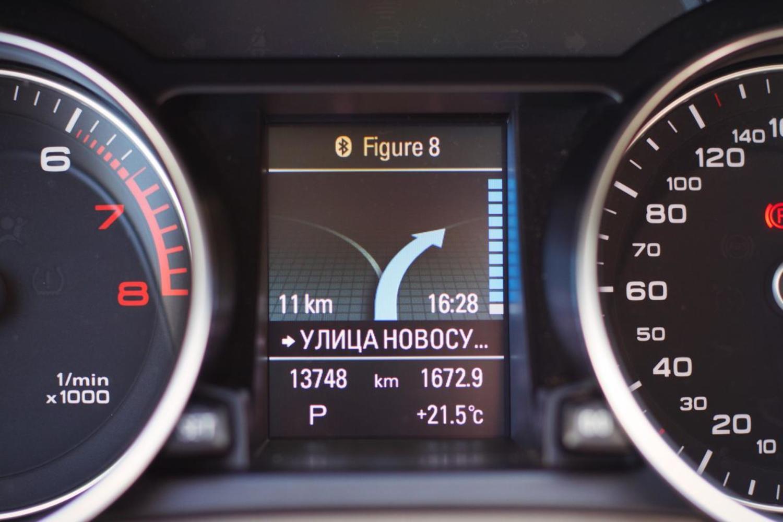 Срабатывает ограничитель скорости на VW Passat B7