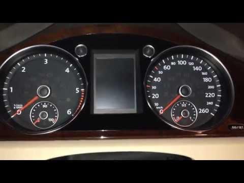 Особенности работы адаптивного круиз-контроля на VW Passat B7