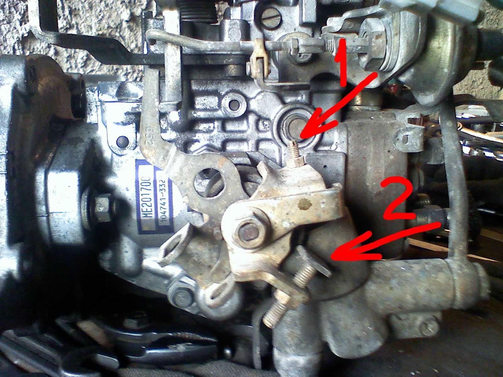 При запуске двигателя в холодную погоду обороты сразу падают до рабочих на VW Passat B7