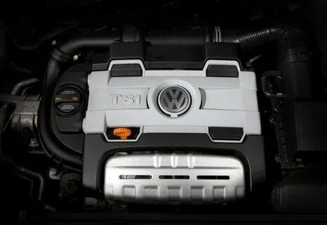 Ревущий звук при запуске мотора VW Tiguan