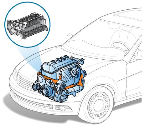 Можно ли установить пластиковую крышку на мотор Nissan Almera Classic