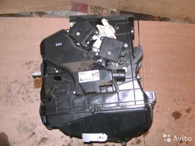 Чистка вентилятора салона Nissan Almera Classic