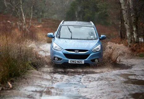 Нюансы эксплуатации Hyundai ix35 зимой