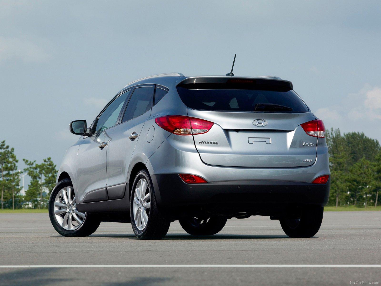 Послегарантийное обслуживание Hyundai ix35: доступность и стоимость запчастей