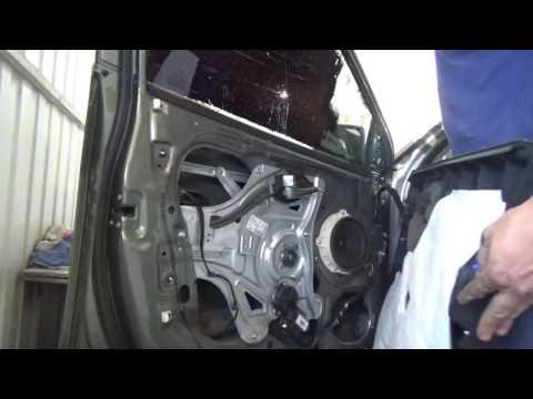Плохо закрываются двери в Hyundai ix35