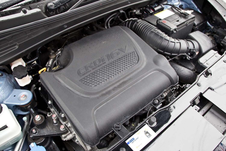 Чип-тюнинг двигателя Hyundai ix35
