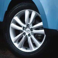 Штатные и альтернативные размеры шин и дисков для Hyundai ix35 фото