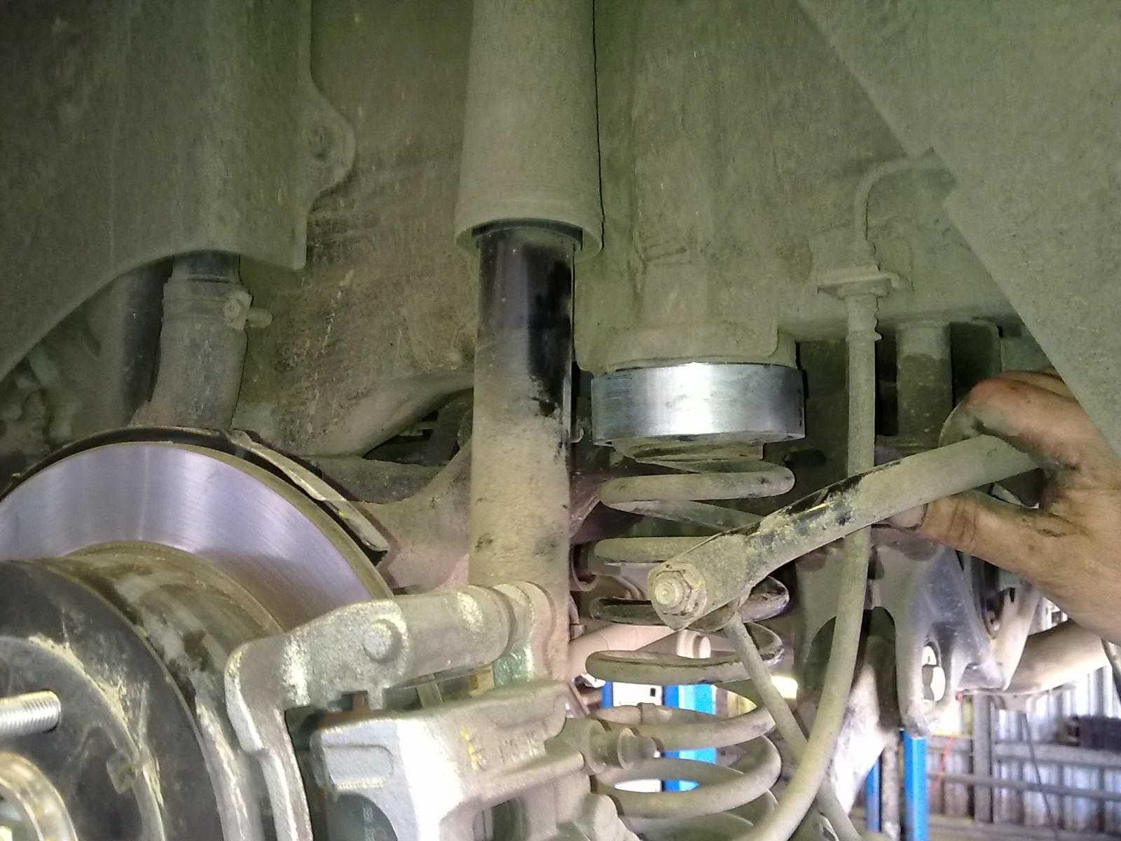 Как увеличить клиренс Hyundai ix35