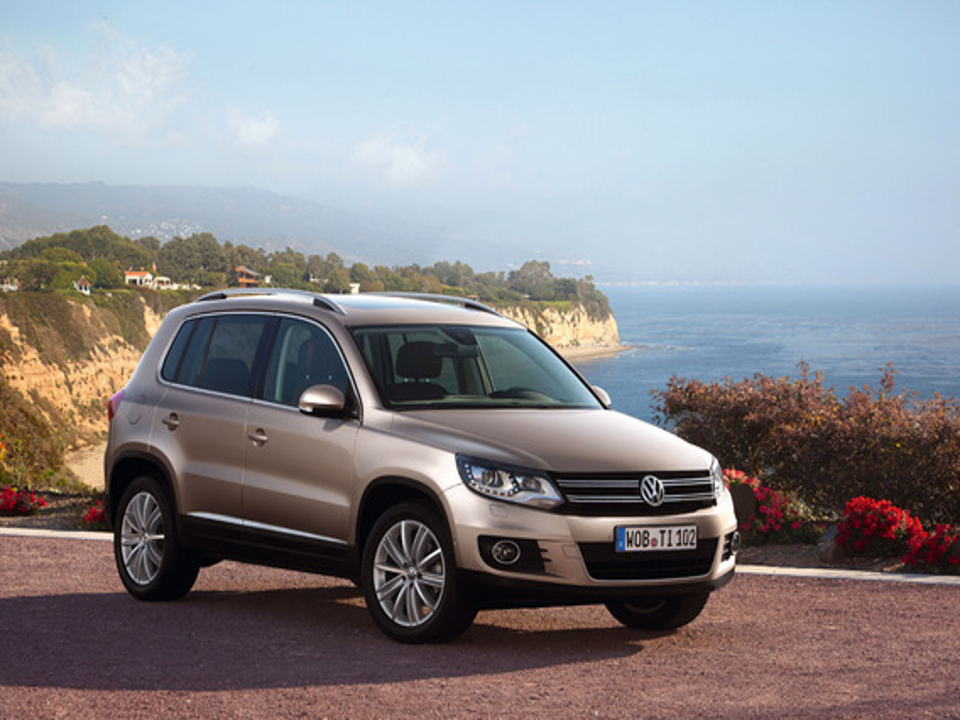Проблема с заправкой дизельных VW Tiguan